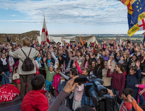 Lleida Canta 2014 - Al tricentenari