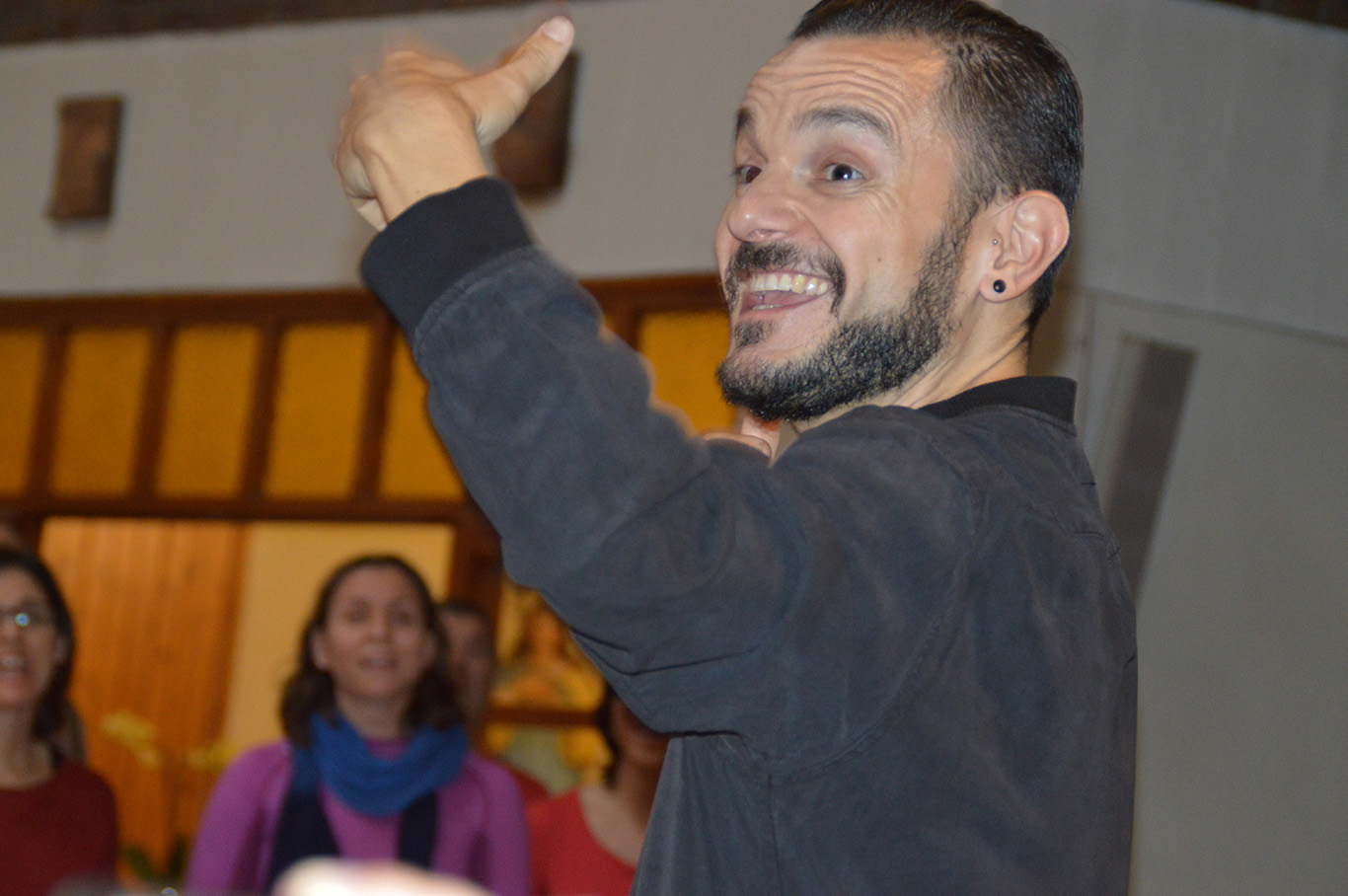 Concert amb Basilio Astulez