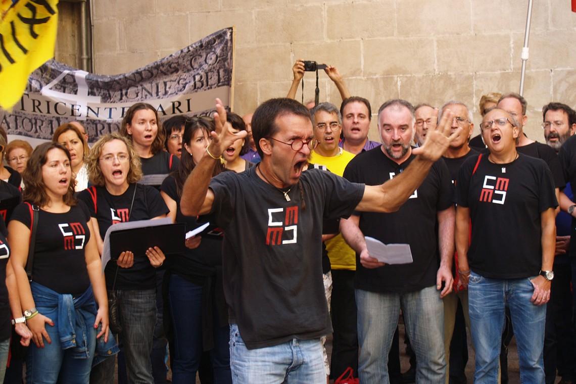 Lleida Canta al Tricentenari