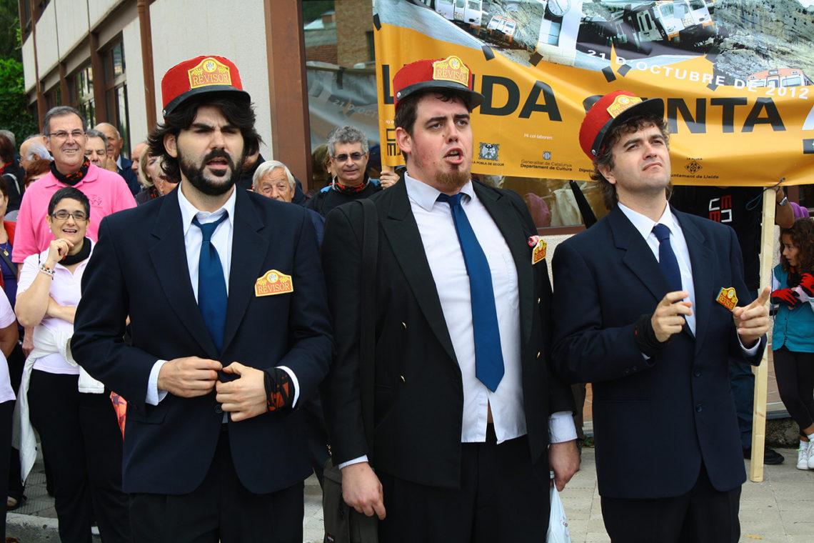 Lleida Canta 2012